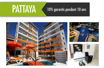 Investissement locatif Pattaya