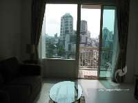 1 bdr Condominium for short-term rental in Bangkok-Chit Lom