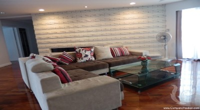 153A-3bdr-tom2, 3 bdr Apartment Bangkok - Asoke