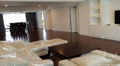 163-3bdr-1, 3 bdr Apartment Bangkok - Asoke