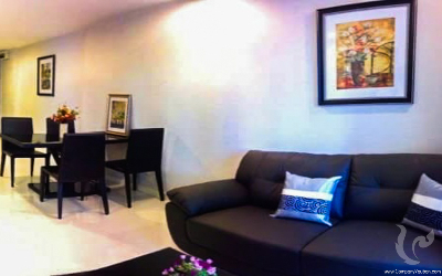 189C-2bdr-3, Beautiful and comfortable 2 Bedrooms Condo for Sale- BTS Asoke, Phrom pong