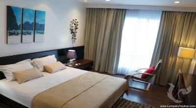 195A-2bdr-1, Condominium 2ch Asoke - Bangkok