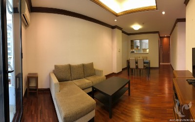 Wonderful and spacious 2 Bedrooms Condo For Rent - BTS Ratchadamri