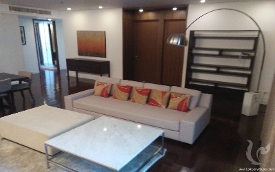 3 Bedrooms / 3 Bathrooms, Only 5 mins. to BTS Asoke
