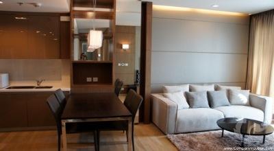 252A-2bdr-1, 2 bdr Condominium Bangkok - Thonglo