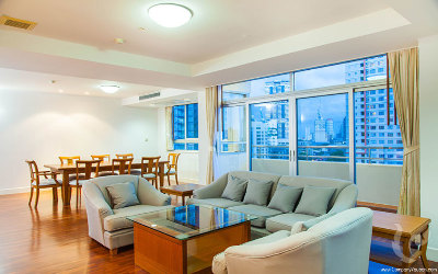 Gorgeous  and spacious 3 Bedrooms For Rent - Sukhumvit 24