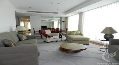 297A-3bdr-3, 3 bdr Condominium Bangkok - Asoke