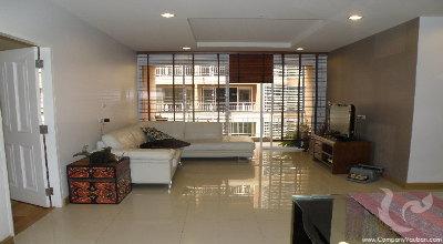 344B-3bdr-1, 3 bdr Condominium Bangkok - Phrom Phong