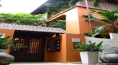 3 bdr Villa Bangkok - Phrom Phong