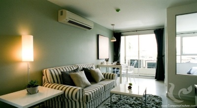 457C-1bdr-1, Compact, modern living 1 Bedrooms Condo  For Rent - BTS Thonglor