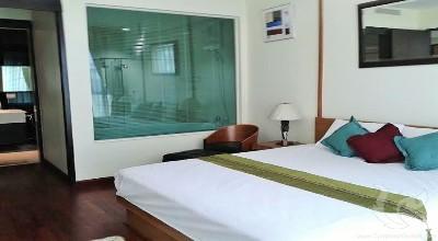 46-2bdr-5, 2 bdr Condominium Bangkok - Chidlom