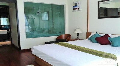 46-2bdr-5, Condominium 2ch Chidlom - Bangkok