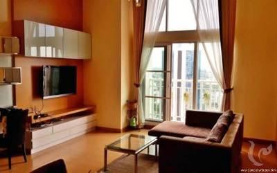 471-3bdr-1, Duplex Penthouse 3 bedroom+1 working room Condo - Sukhumvit 59 Thonglor, Ekamai