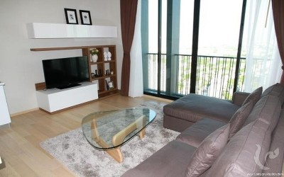 2 bedroom condominium -Only 5 minutes to BTS Asoke