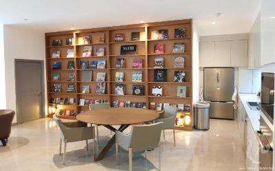 Luxury 2 Bedrooms Condo For Sale - 200 meters to Chong Nonsi BTS