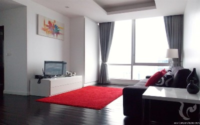 2 bedroom Condo with modern style decorations - Sathorn