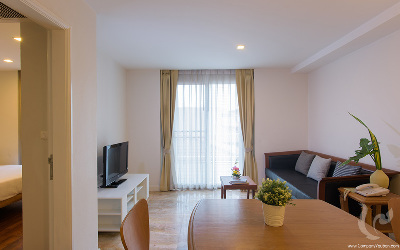 Serviced_Apartment 1ch Sathorn - Bangkok