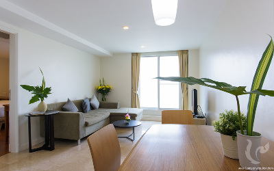 Serviced_Apartment 2ch Sathorn - Bangkok