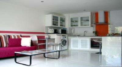 89Z-1bdr-1, Condominium 1ch Yenakart - Bangkok