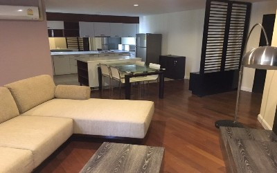 95D-2bdr-2, 2 Bedroom Condominium - Narathiwat - Sathorn