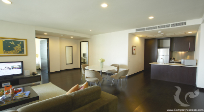 Serviced_Apartment 2ch Riverside - Bangkok