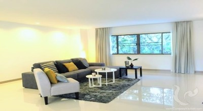 BA-A21-3bdr-3, 3 bdr Apartment Bangkok - Thonglo