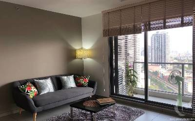 Modern 1 bedroom for rent close to Ekkamai BTS
