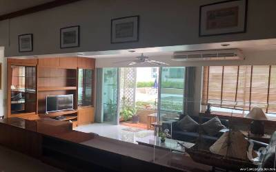 BA-C-3bdr-12, Gorgeous Quiet 3 BEDROOM @ 5 min Lumpini Park