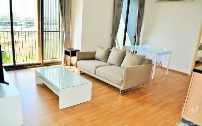 BA-C101-2bdr-7, Spacious 2 Bedrooms Condo For Rent - BTS Onnut