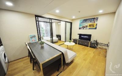 Luxury Brand new 1 bedroom - Langsuan, Chidlom