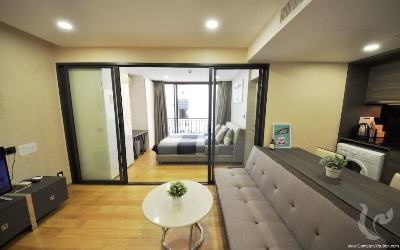 Luxury Brand new 1 bedroom - Langsuan, Chidlom