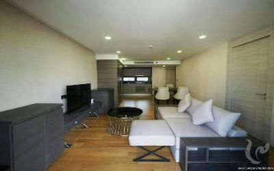 BA-C151-2bdr-4, Rare unit 2 bedroom condominium - Langsuan Road