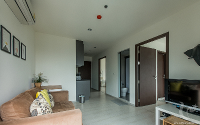 Comfortable 2 Bedrooms Condo For Sale/ For Rent - MRT Rama 9