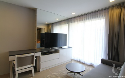 Sell with tenant : 1 Bdr - Asoke ( Sukhumvit 27 )