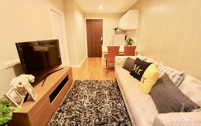 Brand New 1 Bedroom Condo for Rent - BTS Phrom Phong