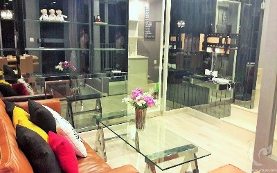 BA-C22-2bdr-2, 2 bdr Condominium Bangkok - On Nut