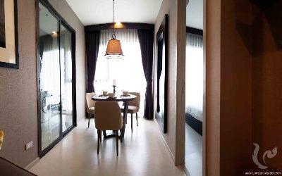 New Condominium -1 BDR , 400 meters to BTS Thonglor