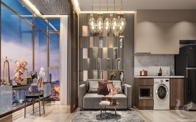 High-Rise!!! Luxury 2 Bedroom Condo For Sale- BTS Ekkamai