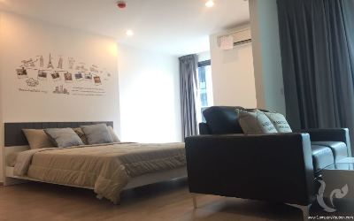 1 Bedroom Condo -Chula Samyan, Silom area.