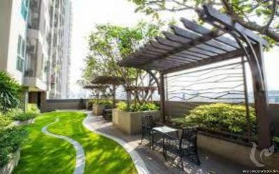2 Bdr + 1 Bathroom Condominium 57 Sqm. on Asoke - Dindaeng