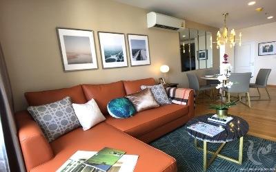 Comfortable 2 Bedrooms Condo For Rent - BTS Surask