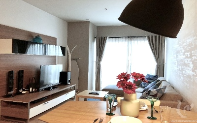Modern 1 bedroom condo for sale at Ratchada