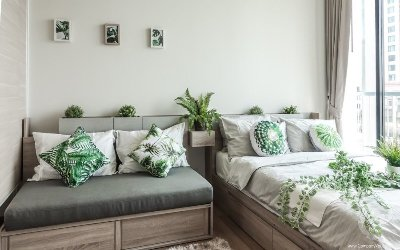 Beautiful 1 Bedroom Condo For Rent - BTS Phrom Phong