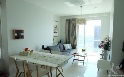 BA-C374-2bdr-1, 2 Bedroom Condo with city view