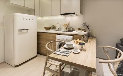 New Project !! Low rise, Modern 1 Bedroom For Sale -BTS Ekkamai (350 m.)