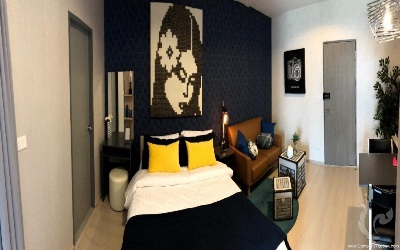 Studio Condominium Bangkok - Bearing
