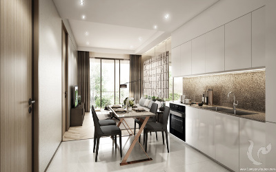 Luxurious 1 bedroom for sale - BTS Phromphong