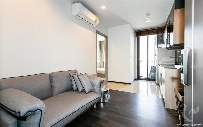 Modern 1 bedroom condo for Rent - BTS Rama9