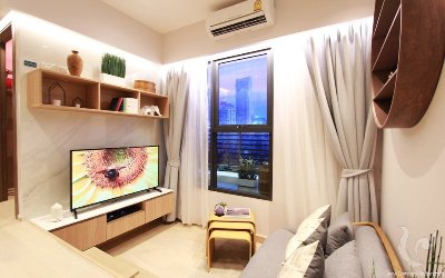 Low Rise!!! Comfortable 1 Bedroom Condo for Sale- BTS Thonglor