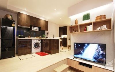 Low Rise !!! Stylish 2 Bedrooms Condo For Sale- BTS Thonglor